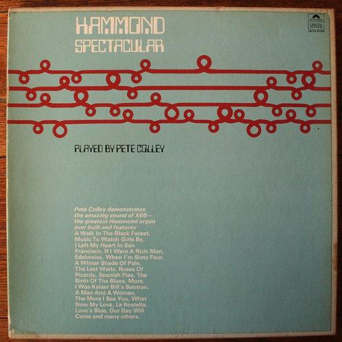 Peter Colley - Hammond Spectacular - 1968, UK