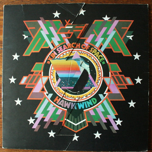Hawkwind - In Search Of Space, 1971, UK