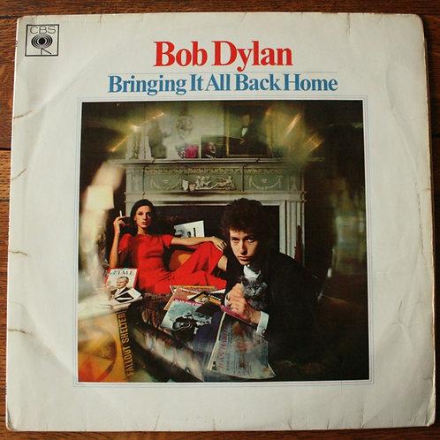 Bob Dylan - Bringing It All Back Home, 1965, UK
