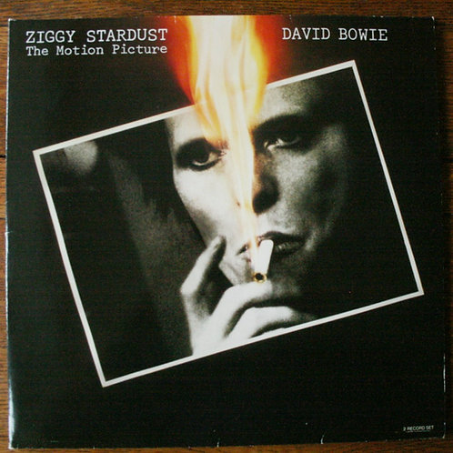 David Bowie - Ziggy Stardust (The Motion Picture) 1983, Germany