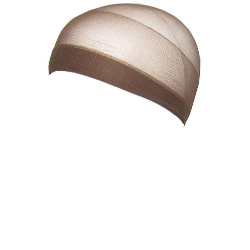 Nylon Wig Base - Chocolate