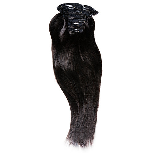 Natural Relaxed Clip Ins