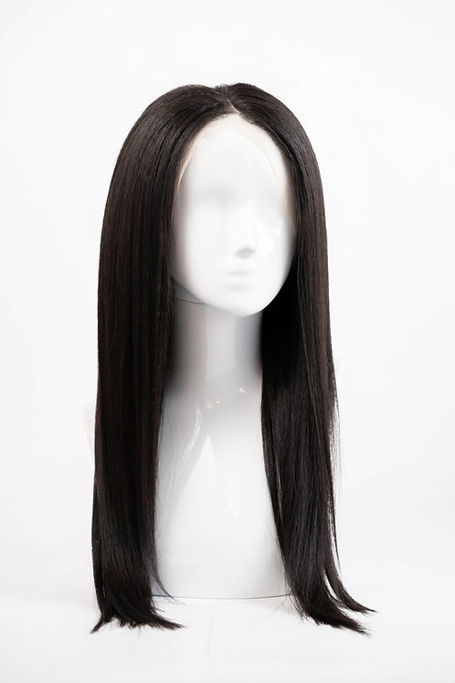 Blow Out Frontal Wig