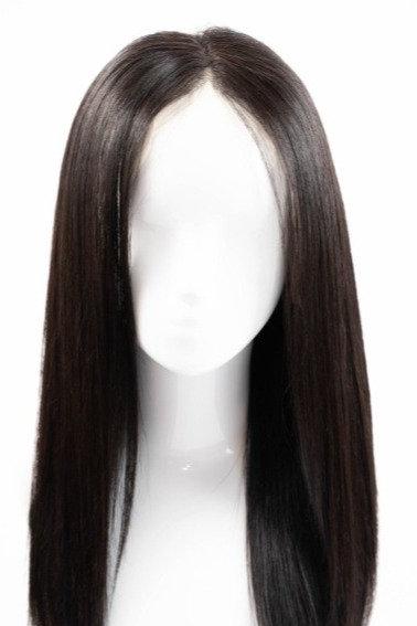 Burmese Straight Frontal Wig