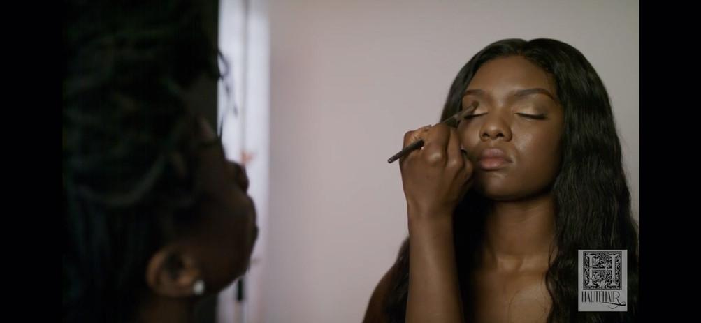 Haute Hair Commercial Film