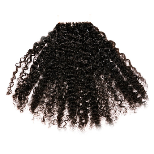 Burmese Tight Curl Lace Closure