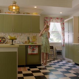 1970's House Kitchen