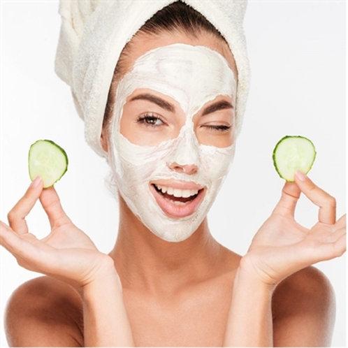 Sweet Cheeks Organic Facial