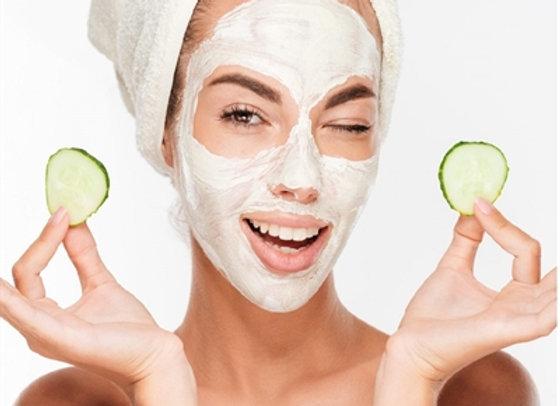 Sweet Cheeks Organic Facial &  Eye Ritual