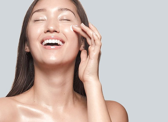 Body Contour Wrap & Fundamental Facial