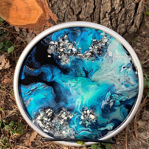 Art-Round Abstract Art