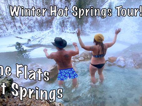 Pine Flats Hot Springs - Multiple Hot Springs and Camping with a Gorgeous View