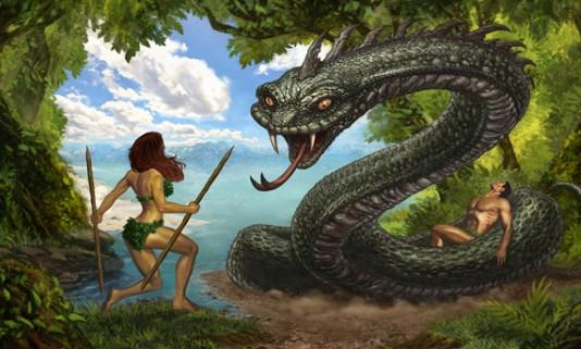 The Black Snake Revealed