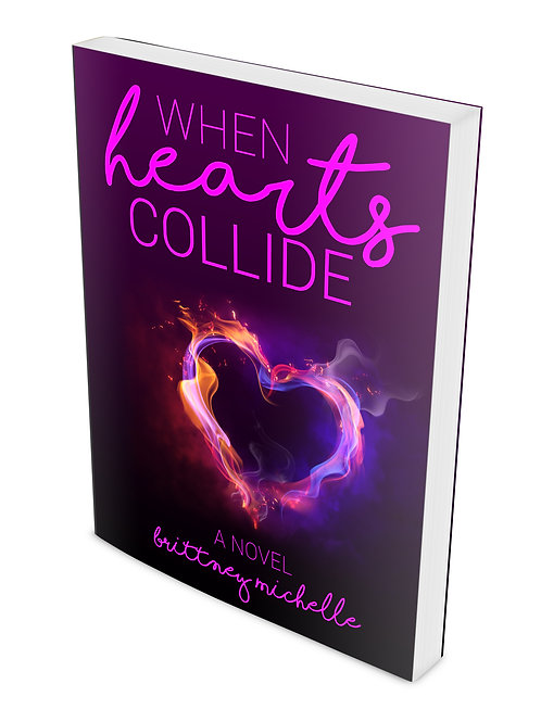 When Hearts Collide (Autographed)