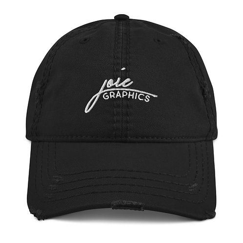 Distressed JOIE Hat