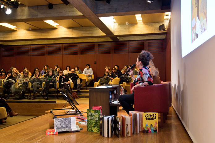 Opening Conference: Keynote speaker Carla Oliveira.