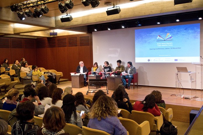 Opening conference: Panel discussion with librarians, teachers, ant the public.