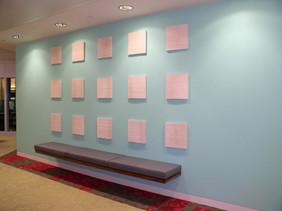 Wall Piece installation