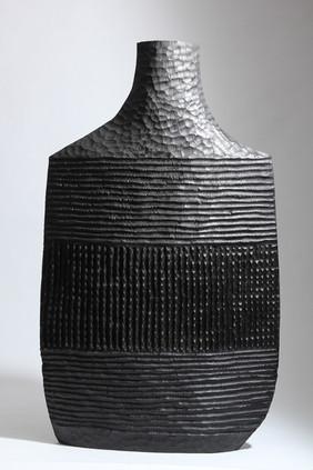 Great Black Flask