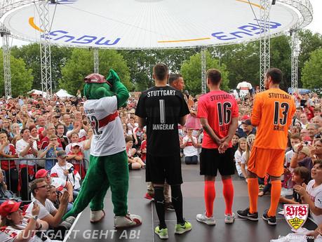 Magic Sky wünscht dem VfB Stuttgart viel Erfolg in der neuen Saison