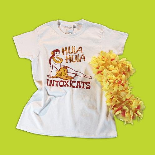 Women's Intoxicats Hula Hula Matchbook Tee