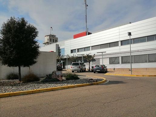 Mantenimiento Integral instalaciones Parque de Bomberos de Lleida