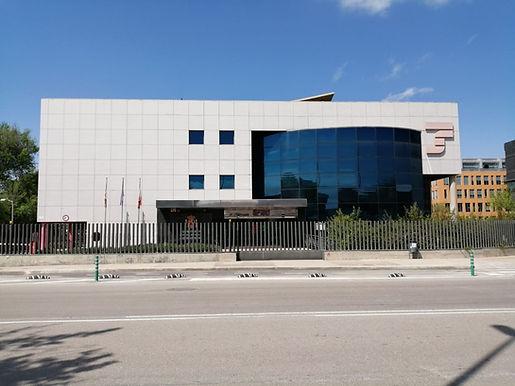 Mantenimiento integral edificios Seguridad Social en Barcelona