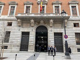Mantenimiento instalaciones Ministerio de Hacienda en Madrid