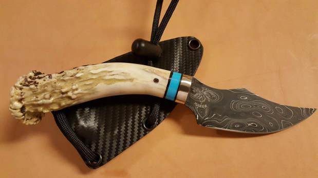 Small Skinning Knife