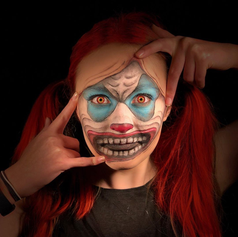 Horrific Clown