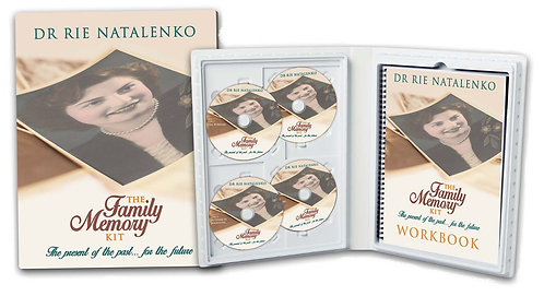 The Family Memory Kit (Download)