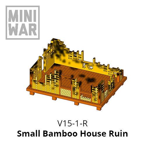 Small Bamboo House Ruin