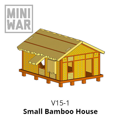 Small Bamboo House