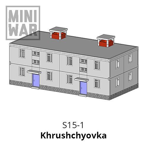 Khrushchyovka