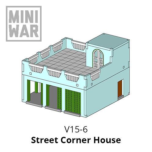 Street Corner House
