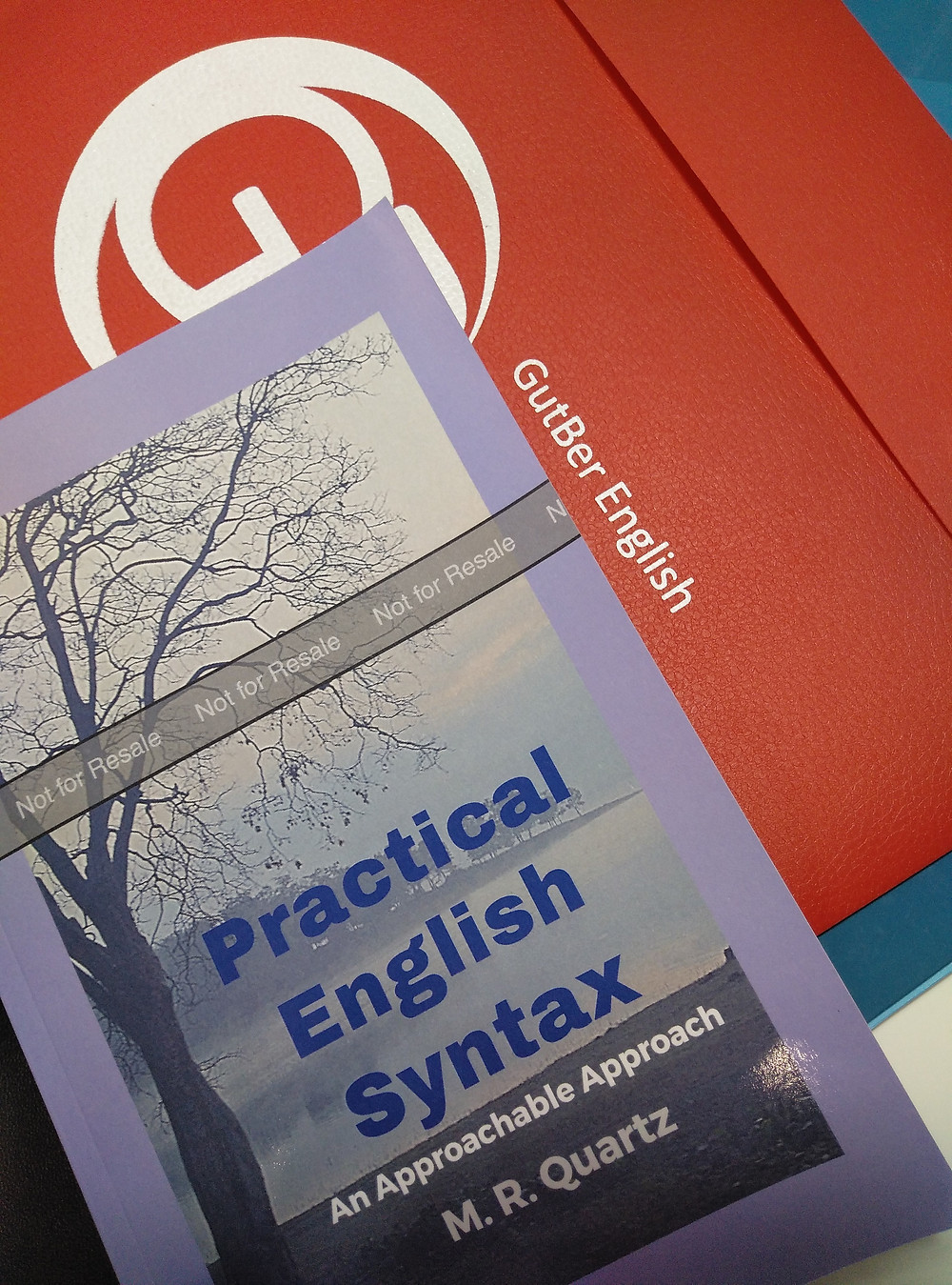 Practical English Syntax - M.R.Quartz - GutBer English - UNED Sintaxis Inglesa