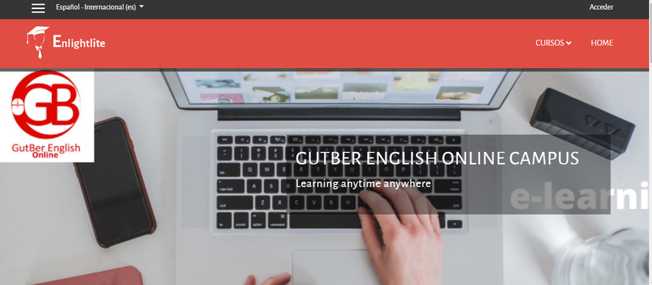 GutBer English Online Campus