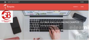 Plataforma virtual de GutBer English