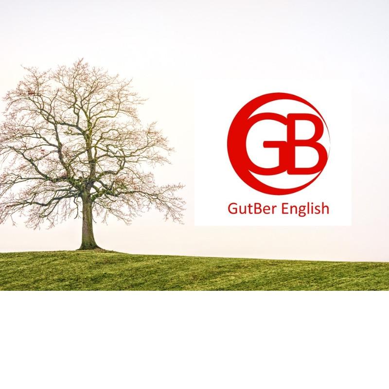 Curso online de Sintaxis Inglesa para el alumnado del Grado en Estudios Ingleses de la UNED por GutBer English