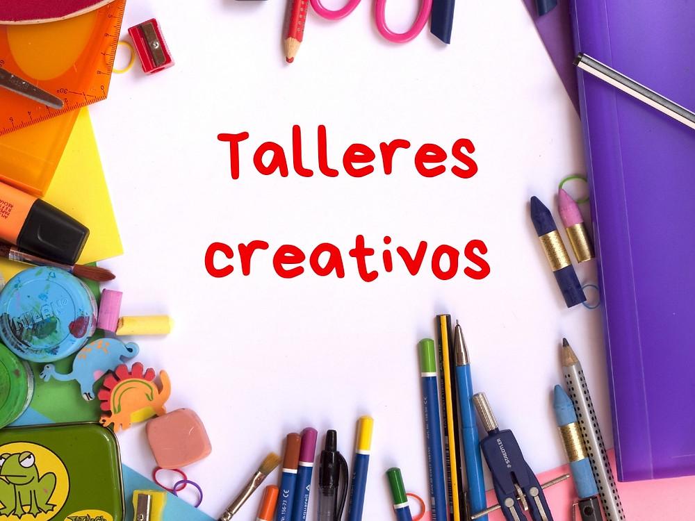 Talleres creativos infantiles y juveniles con GutBer English Coruña