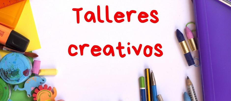 Talleres creativos de verano infantiles y juveniles - Out of the Box'19