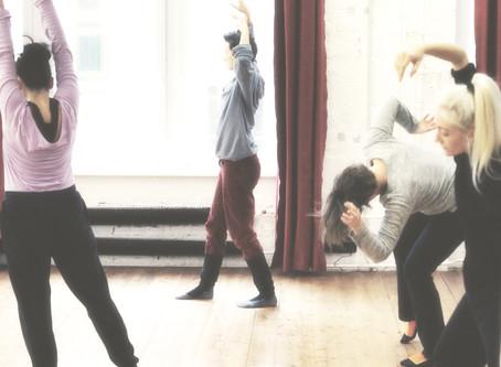 Regenerativer Tanz