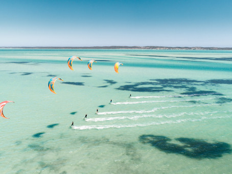 STRENGTH AND CONDITIONING FOR KITEBOARDER'S