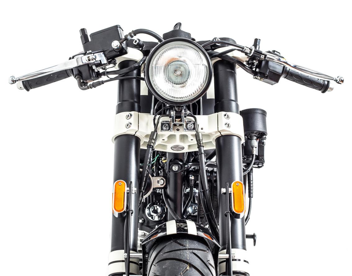 9 moto custom diferentes mentes design m