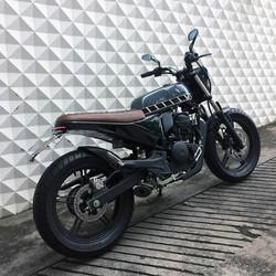 15 geral moto yamaha fazer custom difere