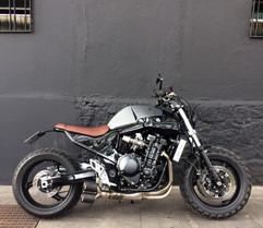Suzuki Bandit 1250cc Mk7 moto customizada DIferentes Mentes