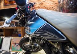 5 geral moto grateful custom diferentes