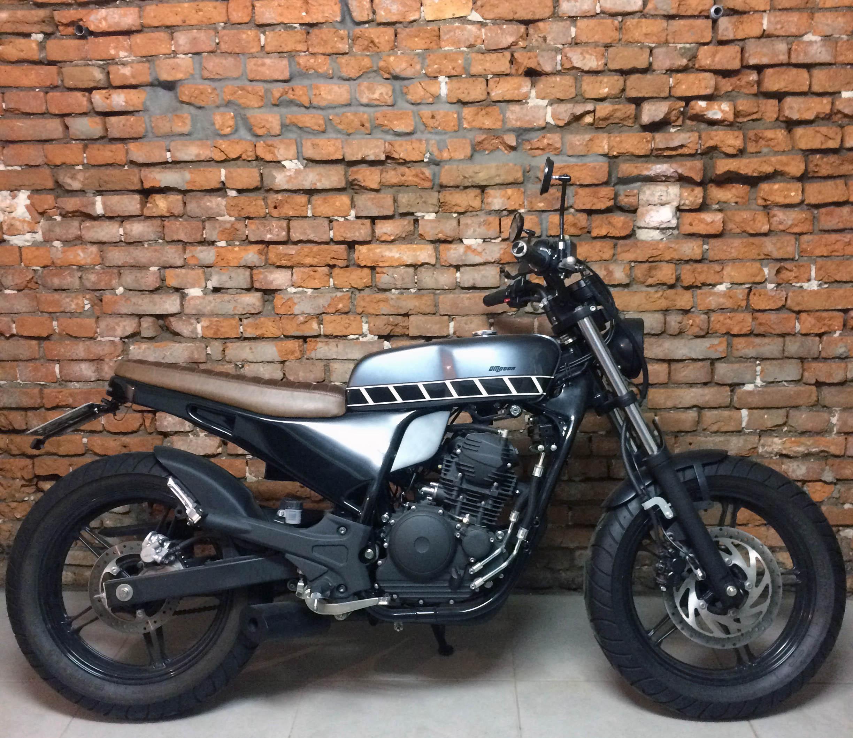 4 geral moto yamaha fazer custom diferen