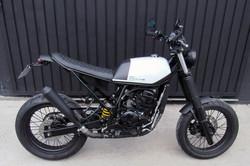 11 geral moto yamaha lander custom difer