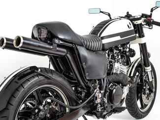 Honda Sahara 350cc